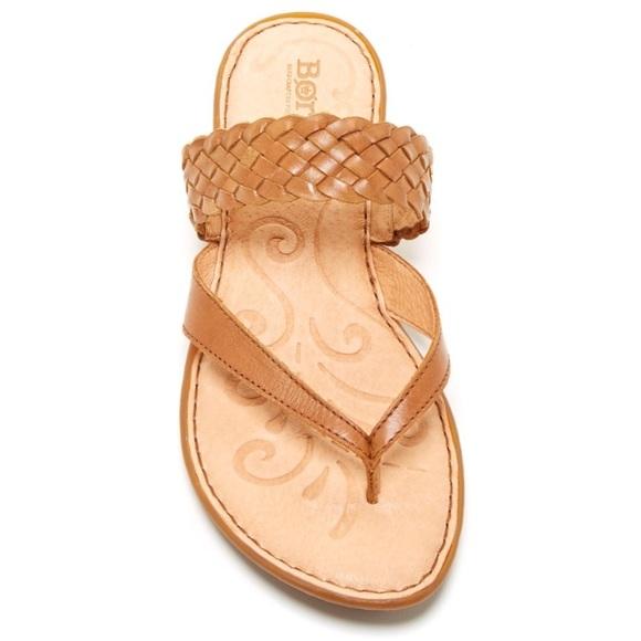 54d659107db38f Born Shoes - ✨ BØRN ✨ Joya Leather Sandals